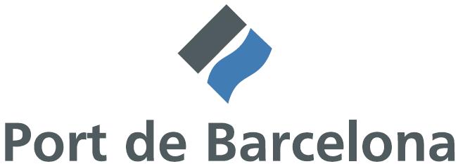 Resultado de imagen de portdebarcelona.cat logo